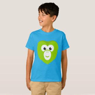 Camiseta O t-shirt do miúdo de Wanderu