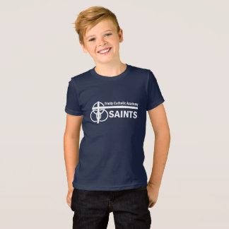 Camiseta O t-shirt do miúdo: Santos do TCA