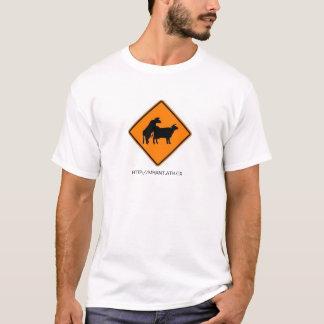 Camiseta O t-shirt do monte da formiga