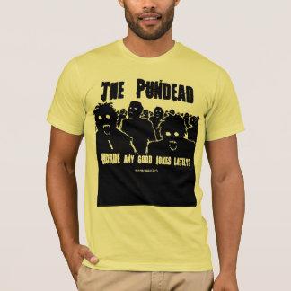 Camiseta O t-shirt do zombi de Pundead