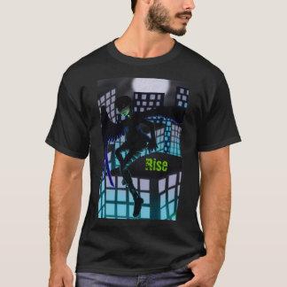 Camiseta O t-shirt dos homens da elevação