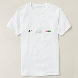 Camiseta O t-shirt dos homens da emancipação de Maximilian