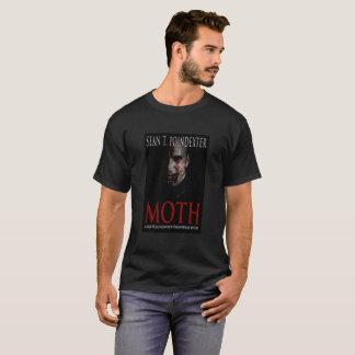 Camiseta O t-shirt dos homens da traça