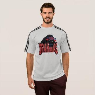 Camiseta O t-shirt dos homens de Brahmas Adidas do vale de