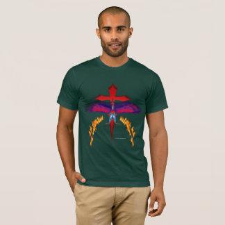Camiseta O t-shirt dos homens de desaparecimento de Phoenix