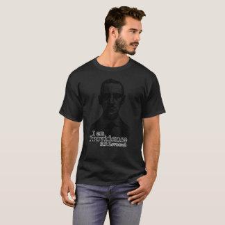 Camiseta O t-shirt dos homens de H.P. Lovecraft Escuro do
