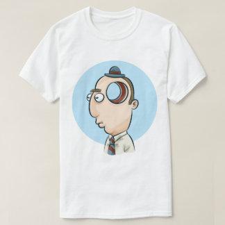 Camiseta O t-shirt dos homens de Lycan
