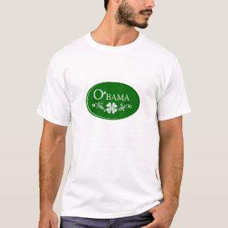 Camiseta O t-shirt dos homens de O'bama