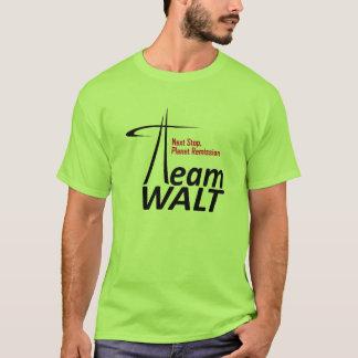 Camiseta O t-shirt dos homens de Walt da equipe de Sci Fi