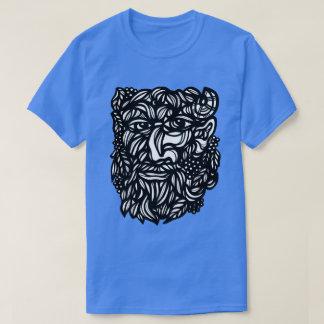 """Camiseta """"O t-shirt dos homens de Zeus botânico"""""""