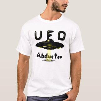 Camiseta O t-shirt dos homens do Abductee do UFO