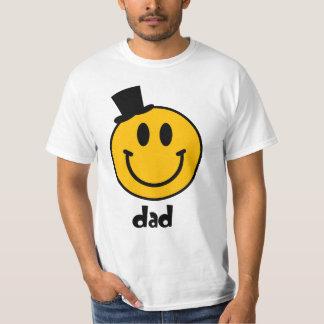 Camiseta O t-shirt dos homens do casal da família do pai do