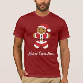 Camiseta O t-shirt dos homens do homem de pão-de-espécie |