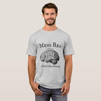 Camiseta O t-shirt dos homens do logotipo de Rea dos homens
