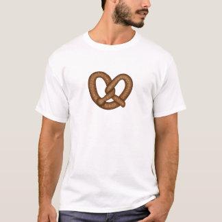 Camiseta O t-shirt dos homens do pretzel