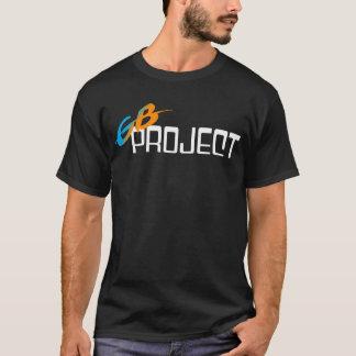 Camiseta O t-shirt dos homens do projeto da giga byte