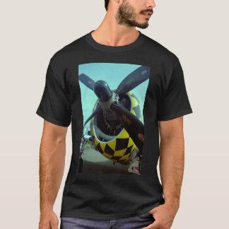 Camiseta O t-shirt dos homens do raio P-47