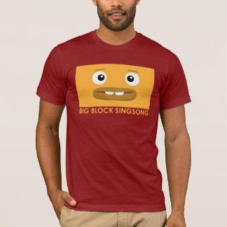 Camiseta O t-shirt dos homens do sono de BBSS