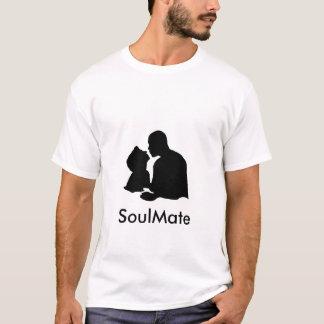 Camiseta O t-shirt dos homens do SoulMate