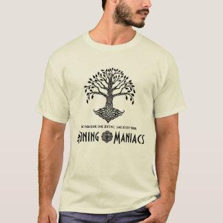 Camiseta O t-shirt dos homens dos Maniacs de Moning