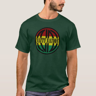 Camiseta O t-shirt dos homens grandes NATTY do logotipo