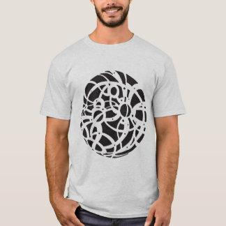 Camiseta O t-shirt dos homens lingüísticos do símbolo da
