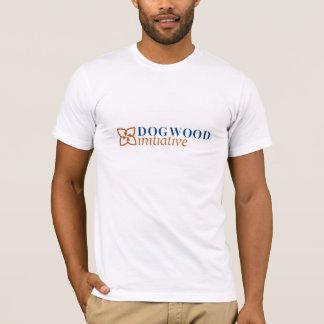 Camiseta O t-shirt dos homens - logotipo da iniciativa do