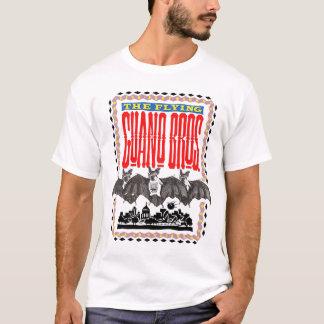 Camiseta O t-shirt dos irmãos do Guano do vôo