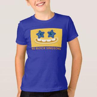 Camiseta O t-shirt dos miúdos da fruta de BBSS