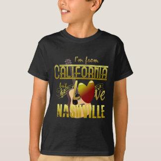 Camiseta O t-shirt dos miúdos de Nashville do amor de