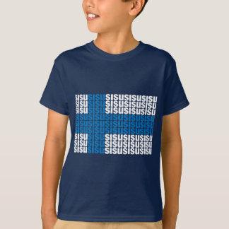 Camiseta O t-shirt dos miúdos de Sisu