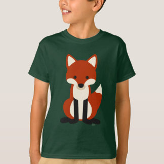 Camiseta O t-shirt dos miúdos do Fox