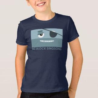 Camiseta O t-shirt dos miúdos do pirata de BBSS