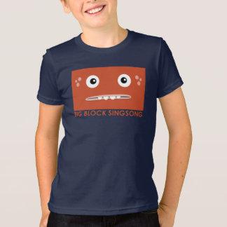 Camiseta O t-shirt dos miúdos do polvo de BBSS