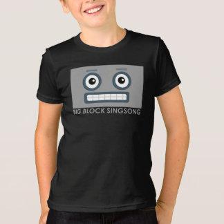 Camiseta O t-shirt dos miúdos do robô de BBSS