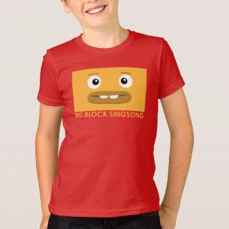 Camiseta O t-shirt dos miúdos do sono de BBSS