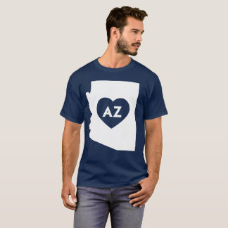 Camiseta O t-shirt escuro básico dos homens