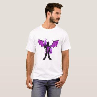 Camiseta O t-shirt HERÓICO dos homens do dragão do