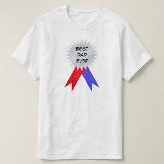 Camiseta O t-shirt legal dos melhores homens do pai nunca