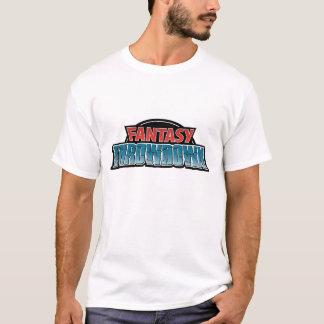 Camiseta O t-shirt leve dos homens do Throwdown da fantasia