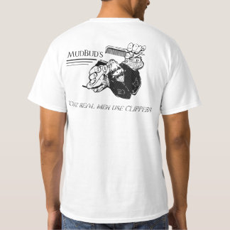 Camiseta O t-shirt liso de MudBud