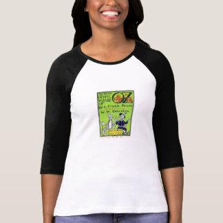 Camiseta O t-shirt maravilhoso de mágico de Oz