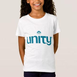 Camiseta O t-shirt marcado unidade das mulheres