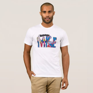Camiseta O t-shirt | MILWAUKEE dos homens, WI (MKE)