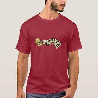 Camiseta O t-shirt o mais c'est do mort do la de L'Absinthe