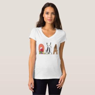 Camiseta O t-shirt | OMAHA das mulheres, NE (OMA)