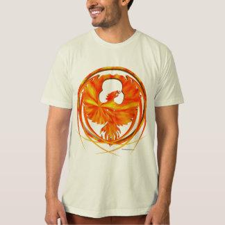 Camiseta O t-shirt orgânico dos homens impetuosos de