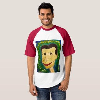 """Camiseta """""""" O t-shirt original vizinho amigável da arte"""