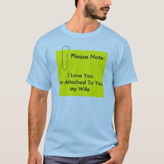Camiseta O t-shirt pegajoso dos homens da nota