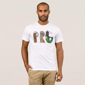 Camiseta O t-shirt | PRAGA dos homens, CZ (PRG)